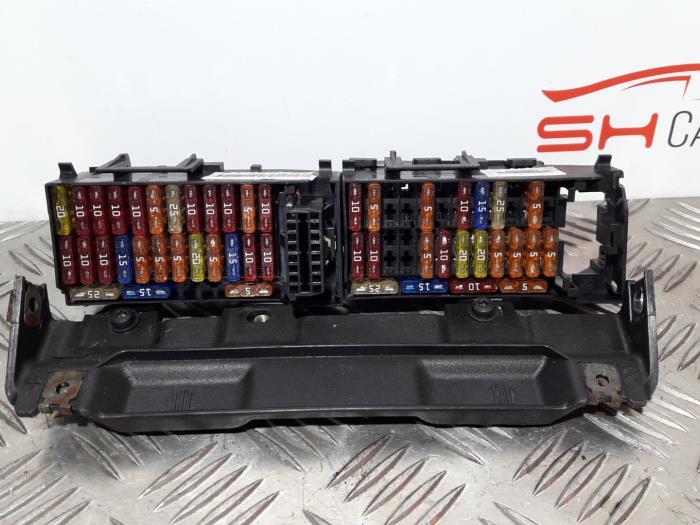 [DIAGRAM_3NM]  Used Volkswagen Fox (5Z) 1.2 Fuse box - 5Z0941828B - SH Carparts |  ProxyParts.com | Fox Fuse Box |  | ProxyParts.com