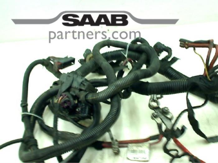 Used Saab 9-3 II Cabriolet (YS3F) 1.9 TiD 16V Wiring harness ... Wire Harness For Saab on wire leads, wire clothing, wire antenna, wire nut, wire sleeve, wire holder, wire connector, wire ball, wire cap, wire lamp,