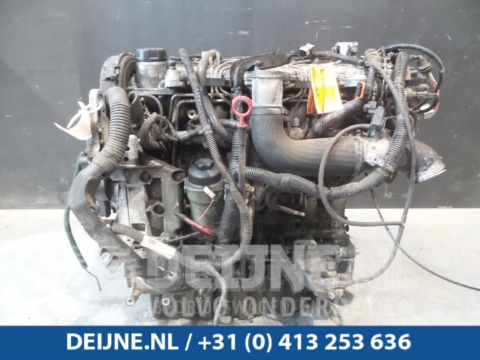 Used Volvo XC90 I 2 4 D5 20V Engine - D5244T6901191 - van