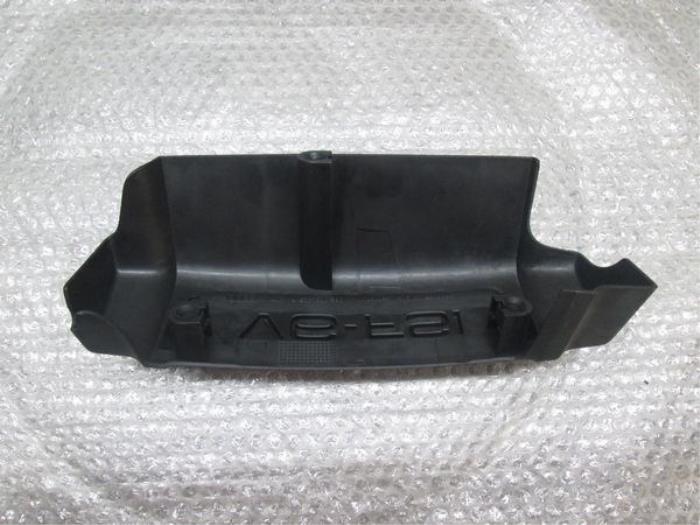 Plaque de protection moteur d'un Audi A6 Avant (C7)  2015