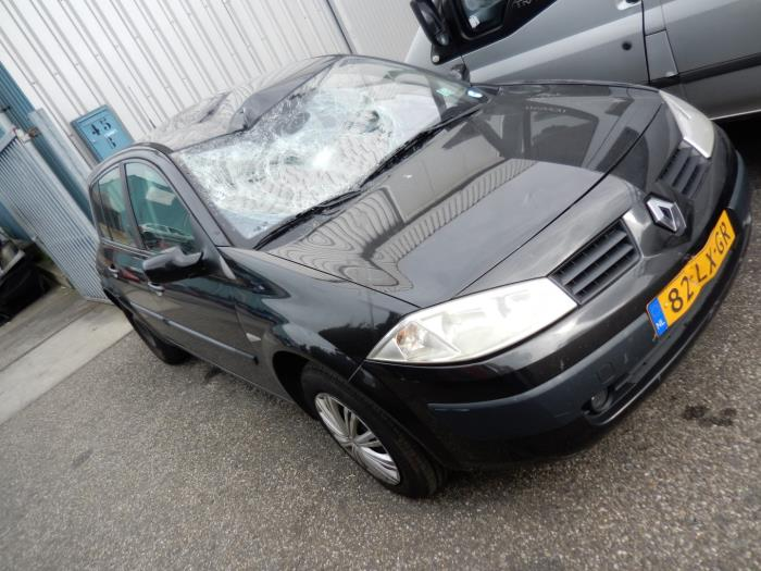 Renault Megane Ii Bmcm 16 16v Salvage Year Of Construction