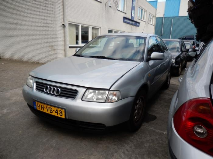 Audi A3 8l 1 6 Occasion Year Of Construction 1997 Colour Gray