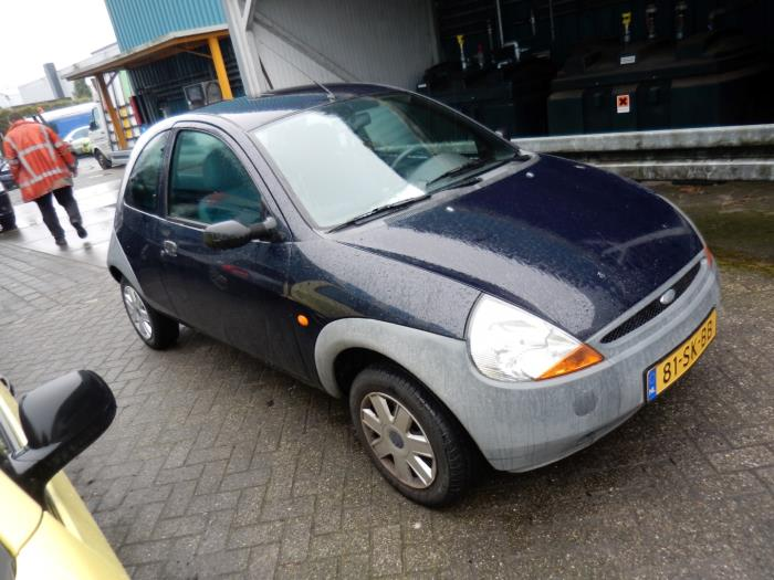 Ford Ka I  I Occasion Year Of Construction  Colour Blue