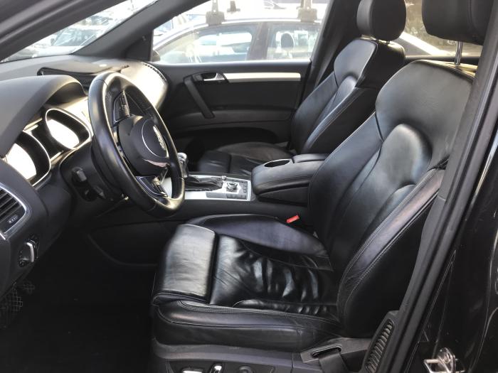 Audi Q7 4LB 4LX 30 TDI V6 24V Salvage Year Of Construction 2012 Colour Black