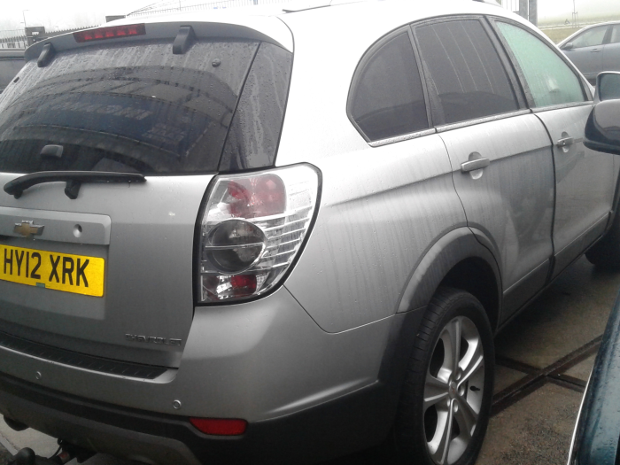 Daewoochevrolet Captiva C140 22 D 16v 4x4 Salvage Year Of