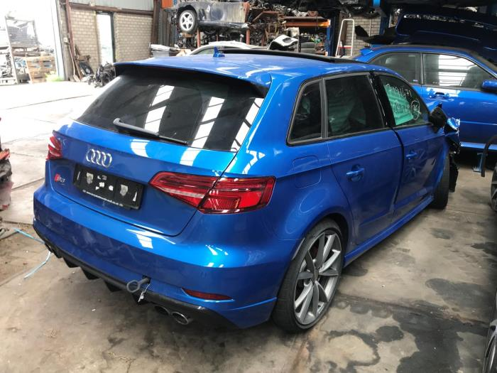 Audi S3 Sportback 8vavs 20 T Fsi 16v Salvage Year Of