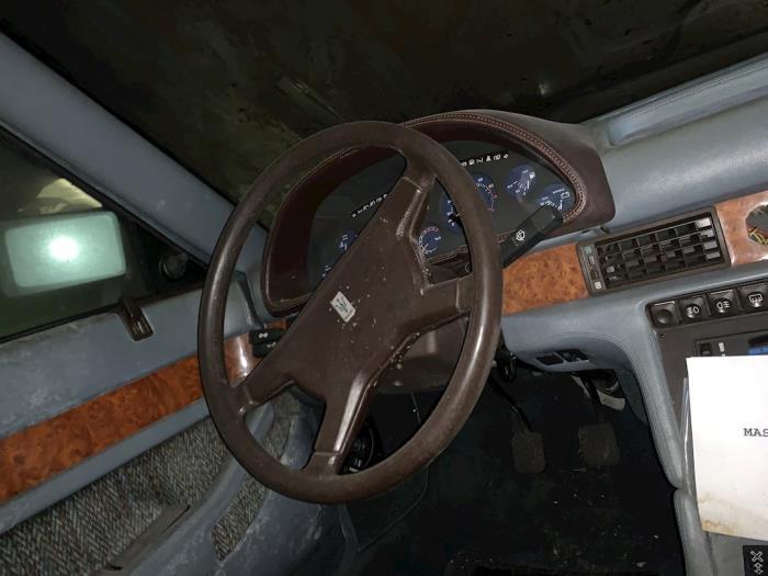 Maserati Biturbo 2.8 430 18V Kat. (salvage, year of construction 1987, colour Dark, Gray ...