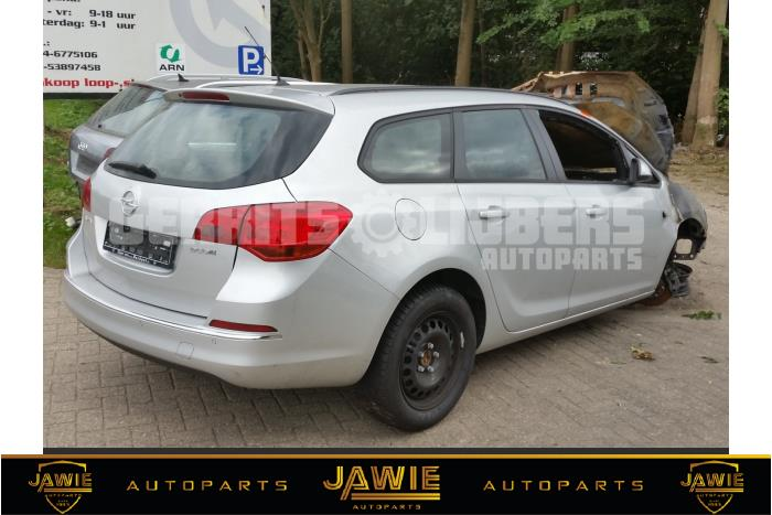 Opel Astra J Sports Tourer Pd8 Pe8 Pf8 1 6 Cdti 16v
