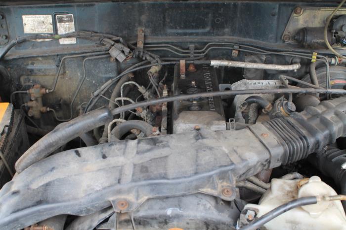 Daihatsu Rocky/Fourtrak hardtop 2 8 TD Intercooler (salvage, year of