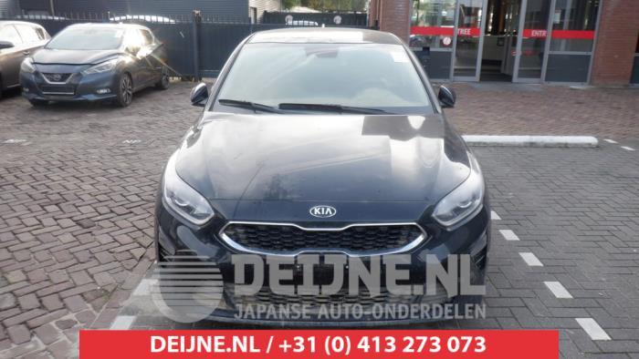 Kia Ceed 1.6 CRDi 16V 136 Épave (2021, Noir)
