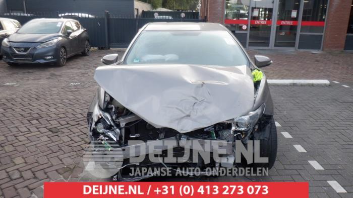 Toyota Auris 1.3 VVT-I 16V Salvage vehicle (2014, Brass)