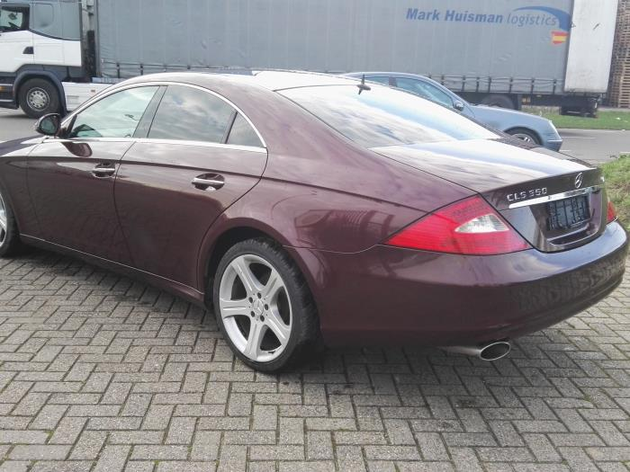 Mercedes CLS (C219) 320 CDI 24V (salvage, year of