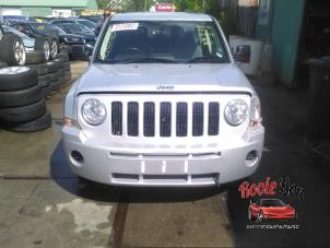 Radbolzen Jeep Compass Patriot MK 2007+
