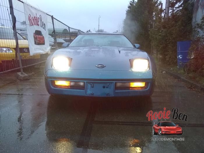 Chevrolet USA Corvette (C4) 5 7 TPI (occasion, year of