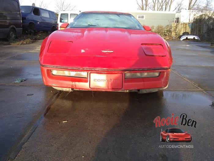 Chevrolet USA Corvette (C4) 5 7 Crossfire TBI (salvage, year