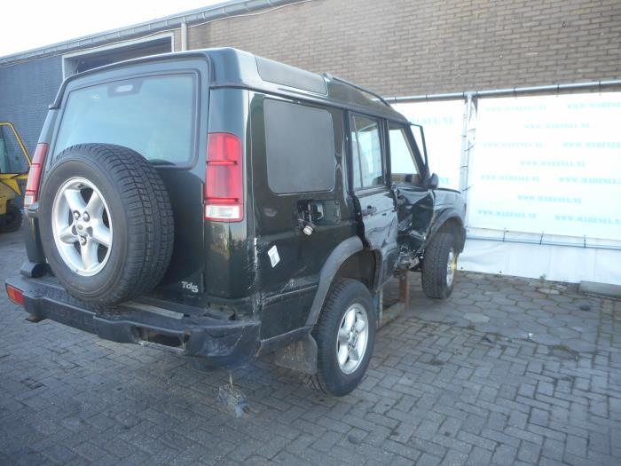 Land   Range Rover Discovery Ii 2 5 Td5   U00e9pave  Ann U00e9e De