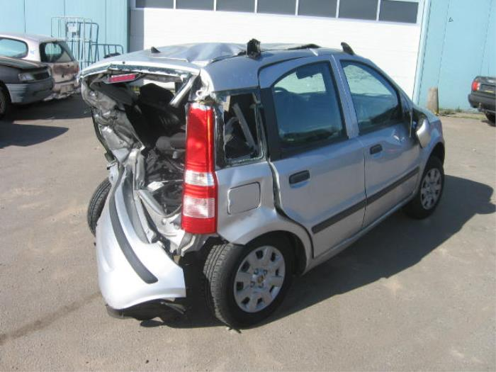 fiat panda 169 1 2 classic salvage year of. Black Bedroom Furniture Sets. Home Design Ideas