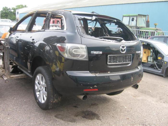 mazda cx 7 2006 turbo