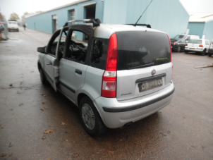 fiat panda 169 1 2 fire pave ann e de construction 2008 couleur gris. Black Bedroom Furniture Sets. Home Design Ideas