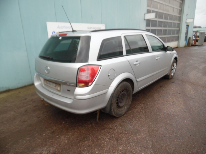 650eb1c9620 Opel Astra H SW (L35) 1.7 CDTi 16V (salvage, year of construction 2008,  colour Gray)