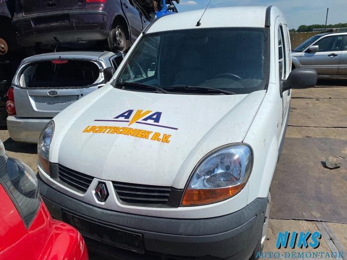 Renault Kangoo Express 1.5 dCi 60 Samochód złomowany (2006, Bialy)
