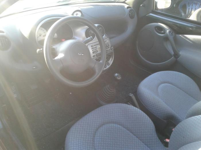 Ford Ka I  I Salvage Year Of Construction  Colour Black Proxyparts Com