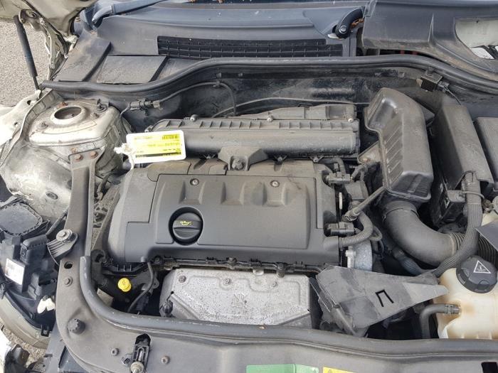 Mini Mini 1.4 16V One Vehículo de desguace (2008, Blanco)
