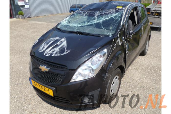 Daewoo Chevrolet Spark 10 16v Salvage Year Of