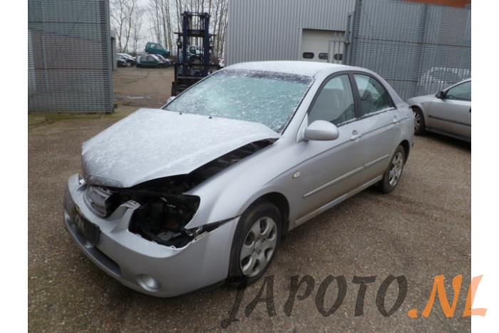 Kia Cerato 16 16v Salvage Year Of Construction 2005