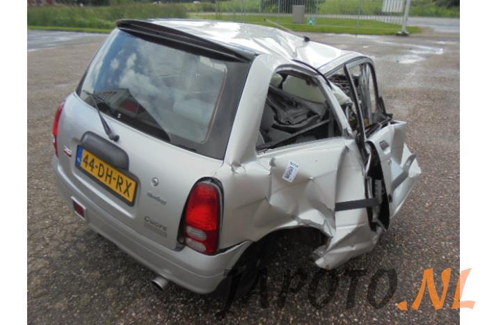 Daihatsu Cuore  Domino 1 0 12v  Salvage  Year Of