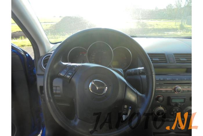 hatchback diesel 1560cc 81kw fwd y601 y603 2004 06 2009 06 bk146 bk14y