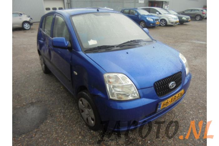 Onwijs Kia Picanto (BA) 1.0 12V (salvage, year of construction 2007 HH-21