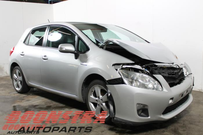 Toyota Auris Salvage Year Of Construction 2011 Colour Silver