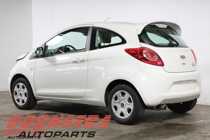 Ford Ka Ii   Salvage Year Of Construction  Colour White