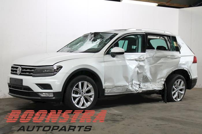Volkswagen Tiguan Allspace (BW2) 1 4 TSI 16V (salvage, year