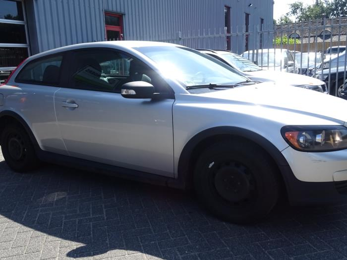 Volvo C30 (salvage, year of construction 2007, colour Silver
