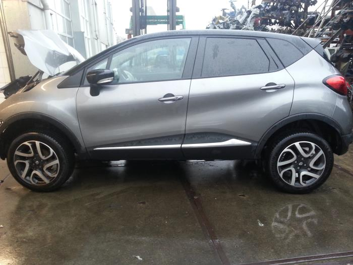 Onwijs Renault Captur (2R) 0.9 Energy TCE 12V (salvage, year of QX-58