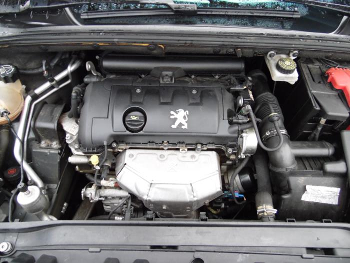 peugeot 308 (4a/c) 1.6 vti 16v (salvage, year of construction 2008