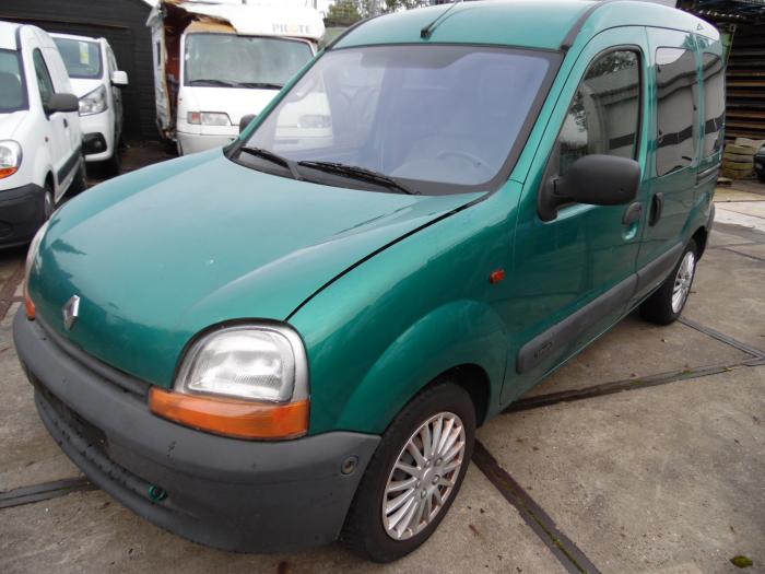 Hinterachse Renault Kangoo BJ 2001