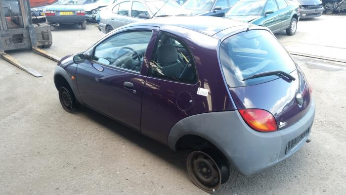 Ford Ka I  I Salvage Year Of Construction  Colour Purple Proxyparts Com
