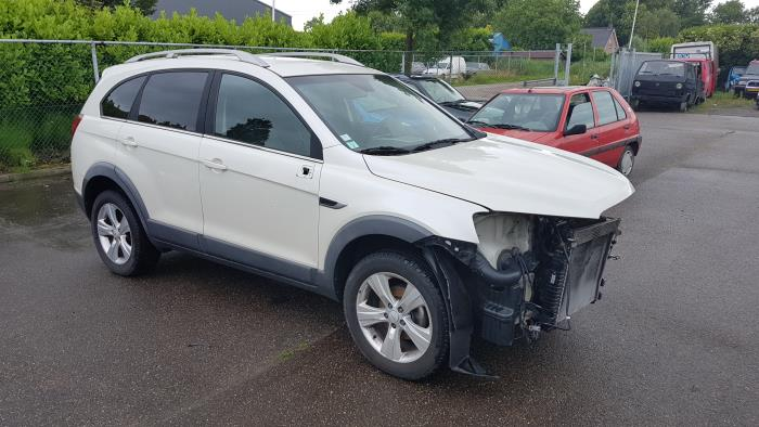 Daewoochevrolet Captiva C140 22 D 16v 4x2 Salvage Year Of