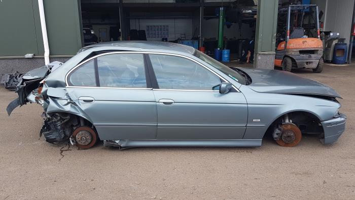 BMW 5 serie (E39) 530d 24V (salvage, year of construction 2001 ...