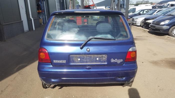 Renault Twingo (C/S06) 1 2 (schrott, baujahr 1998, farbe Blau