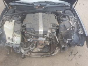Mercedes S (W220) 3 2 S-320 18V (salvage, year of