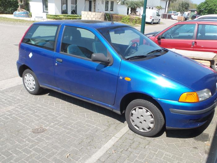 Verbazingwekkend Fiat Punto I (176A) 55 1.1 (salvage, year of construction 1998 DK-29