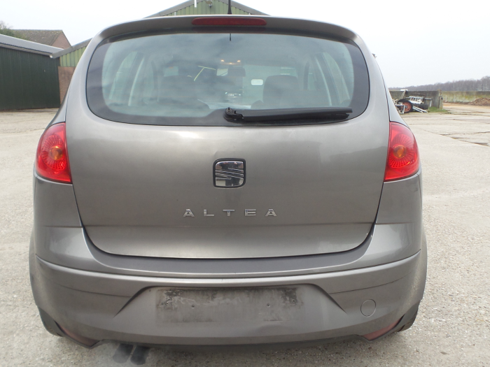 Seat Altea 5p1 19 Tdi Salvage Year Of Construction 2005 Colour