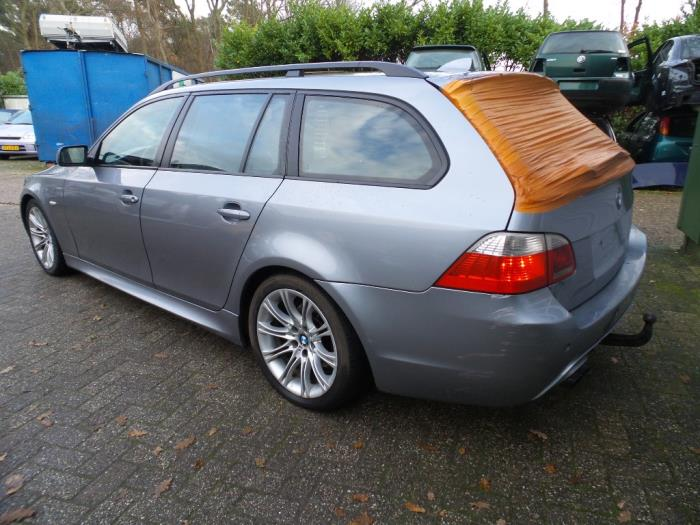 BMW 5 serie Touring (E61) 530d 24V (salvage, year of construction ...