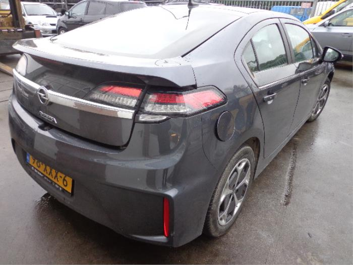 Opel Ampera 14 16v Salvage Year Of Construction 2012 Colour Gray