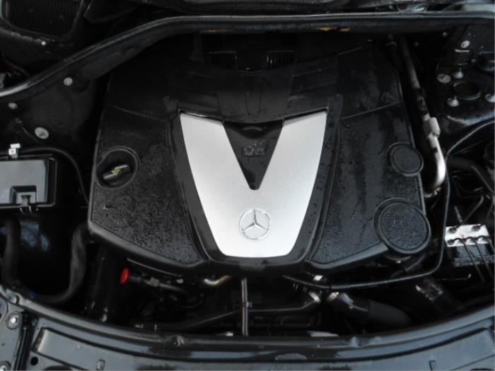 Mercedes Ml Ii 164 4jg 3 0 Ml 320 Cdi V6 24v Salvage Year Of