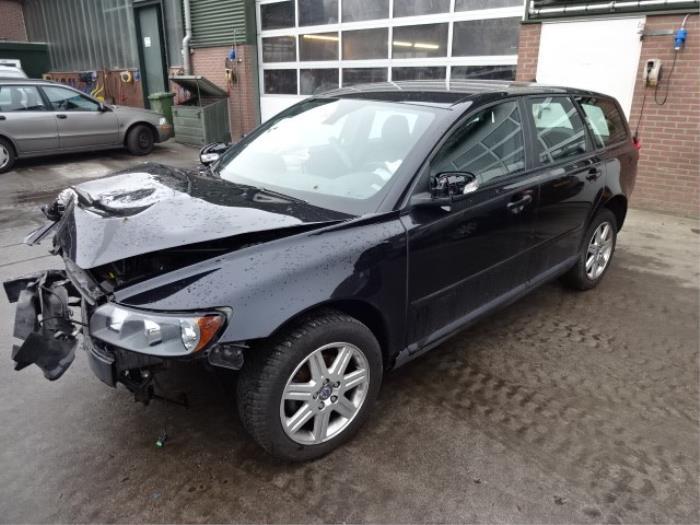 Volvo V50 Mw 1 8 16v Desguace Ano De Construccion 2007 Color Negro Proxyparts Es